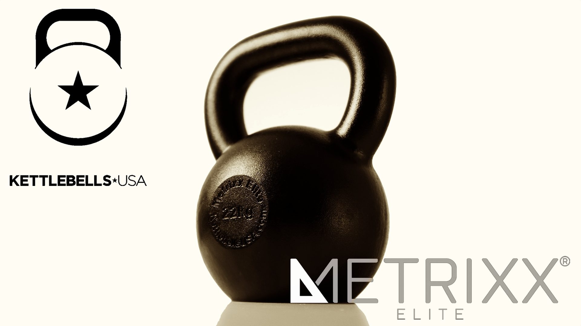 Metrixx® Elite Precision Military Grade E-Coat Kettlebells are The Gold Standard in Hardstyle Kettlebells - Free Shipping