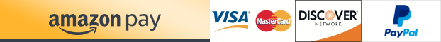 Visa, Master Card, Discover, Paypal & Amazon Payments Accepted at Kettlebells USA® - Secure Shopping